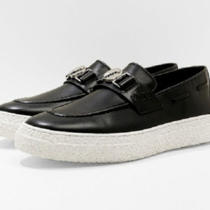 Versace Collection Slip-ons Men Shoes Loafers